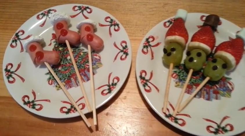 Prepara Ricos Bocadillos Para Esta Navidad En Forma De Botitas Y Duendes Navideños