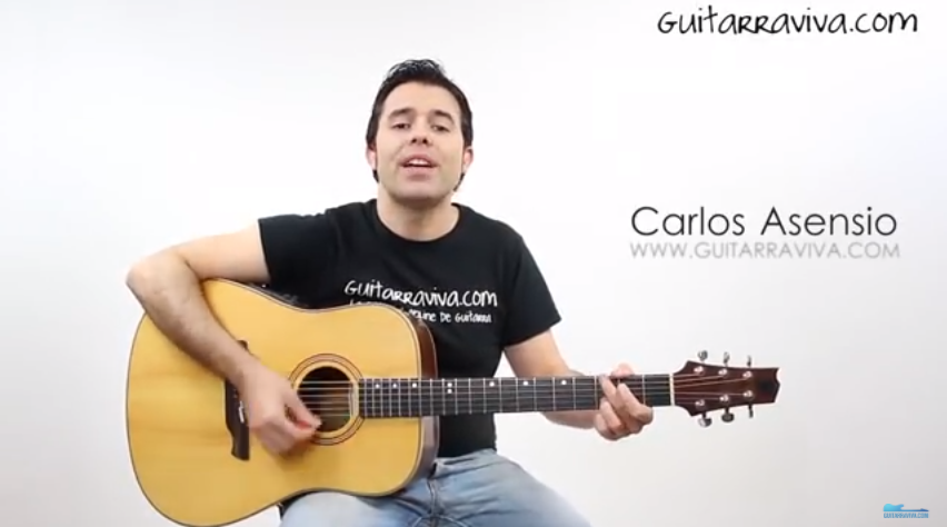 Como Tocar El Niño Del Tambor En Guitarra Acústica Para Esta Navidad