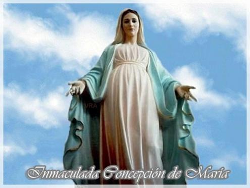 Imágenes De La Virgen Inmaculada Concepción De María