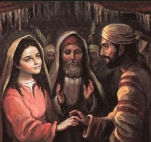 Matrimonio De José y María